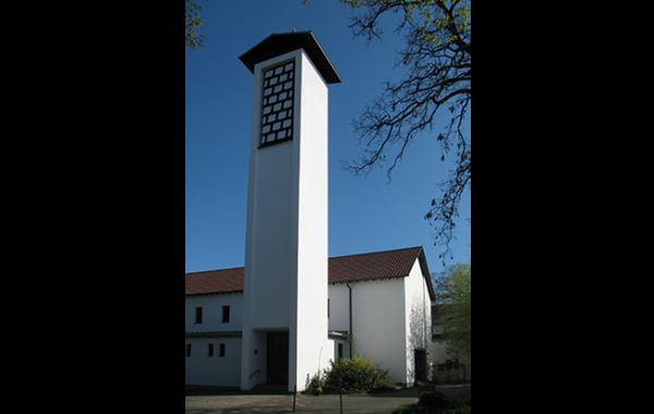 Kath. Pfarrkirche </br>Herz Jesu