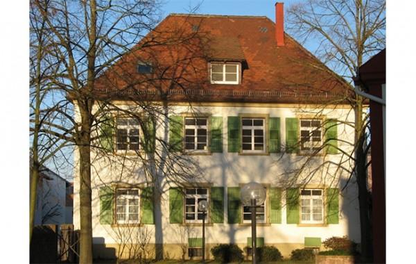 Pfarrhaus </br>Knielingen