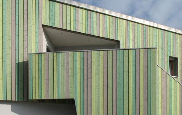 Firmengebäude </br> Erhardt GmbH