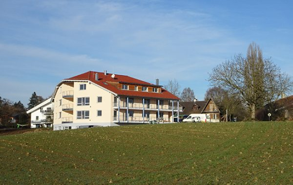 Wohnheim </br>in Höhenberg