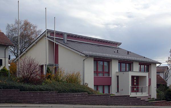 Gemeindehaus </br> Langensteinbach