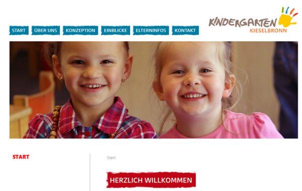 Kindergarten </br> Kieselbronn
