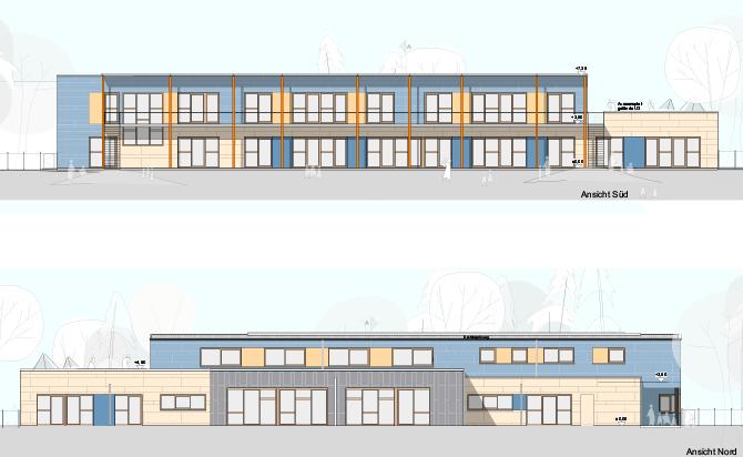 Kindergarten </br> Ispringen
