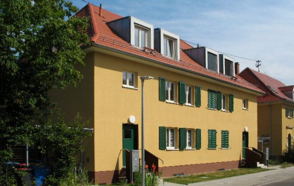Wohnhaus  </br> Roggenbachstr.