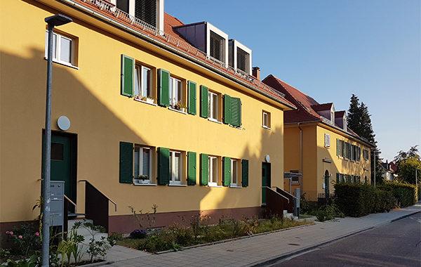 Wohnhaus Roggenbachstraße