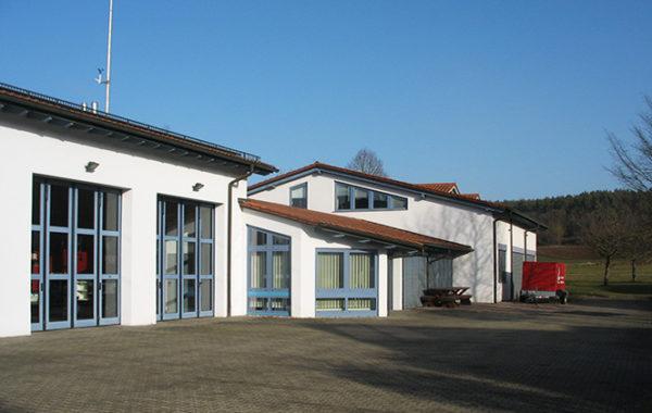 Feuerwehrhaus Heimsheim